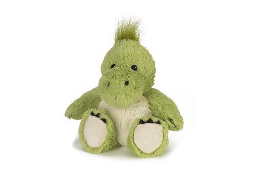 Intelex Dinosaur Warmies® Microwaveable Cozy Plush