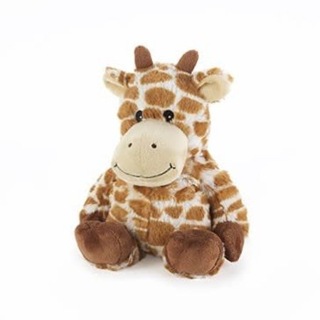Giraffe Warmies® Microwaveable Cozy Plush