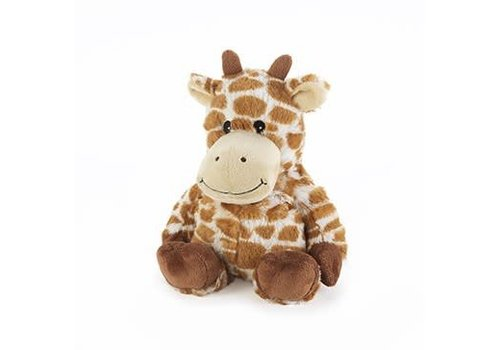 Intelex Giraffe Warmies® Microwaveable Cozy Plush