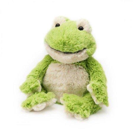 Frog Warmies® Microwaveable Cozy Plush