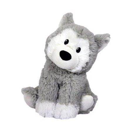 Husky Warmies® Microwaveable Cozy Plush