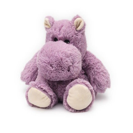Hippo Warmies® Microwaveable Cozy Plush