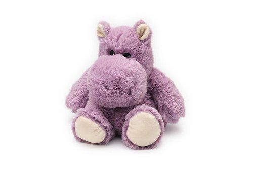 Intelex Hippo Warmies® Microwaveable Cozy Plush