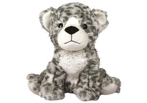 Intelex Snow Leopard Warmies® Microwaveable Cozy Plush