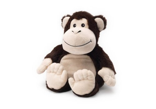 Intelex Monkey Warmies® Microwaveable Cozy Plush