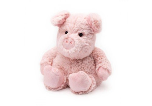 Intelex Pig Warmies® Microwaveable Cozy Plush