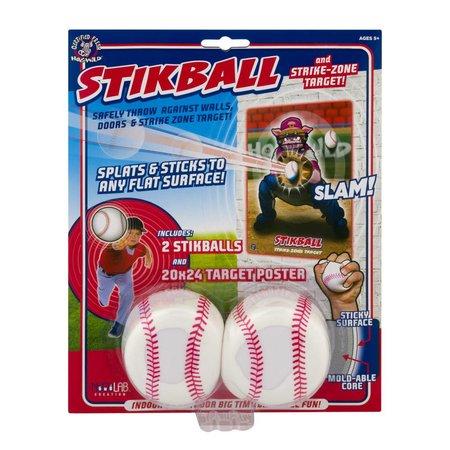 Hog Wild Stikball and Strike-Zone Target