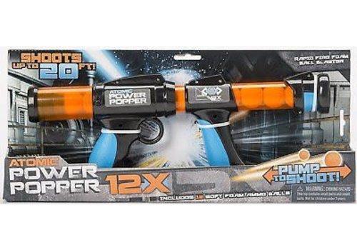 Hog Wild Atomic Power Popper Gun 12X