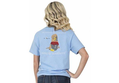 Simply Southern Simply Southern Long Bay Seasoning T-Shirt