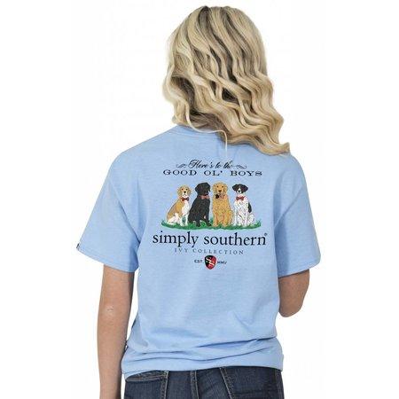 Preppy Good Ole Boys T-Shirt