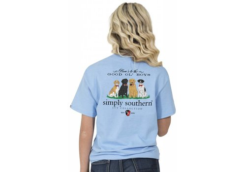 Simply Southern Simply Southern Preppy Good Ole Boys T-Shirt