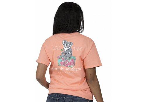 Simply Southern Simply Southern Preppy Koala T-Shirt