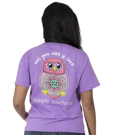 Preppy Owl You Ready to Love T-Shirt