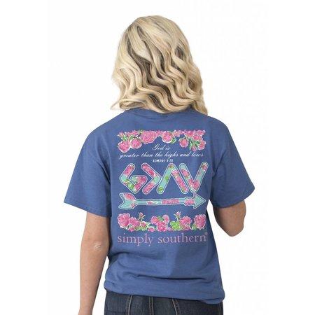 Preppy Romans 8:28 T-Shirt