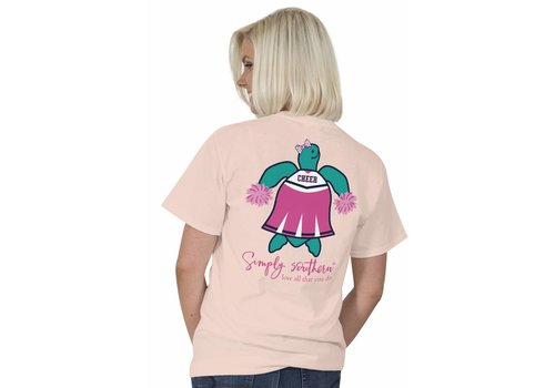 Simply Southern Simply Southern Save The Turtles Cheer T-Shirt