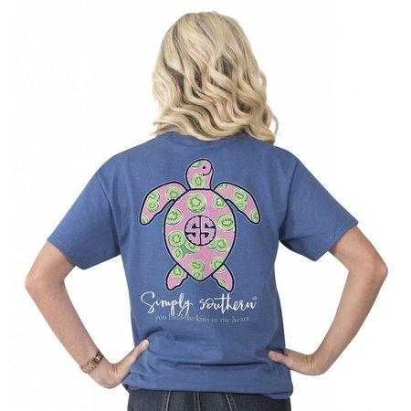 Save The Turtles Kiwi T-Shirt