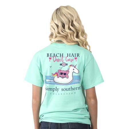 Preppy Beach Float Youth T-Shirt