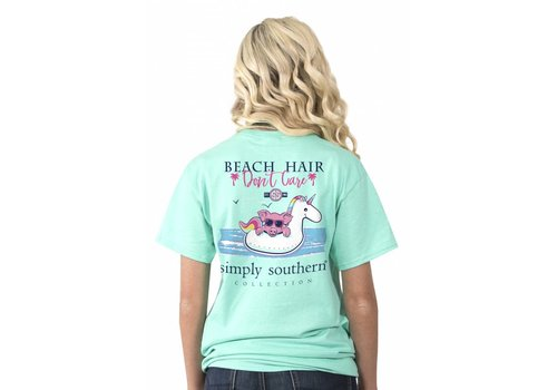 Simply Southern Simply Southern Preppy Beach Float Youth T-Shirt
