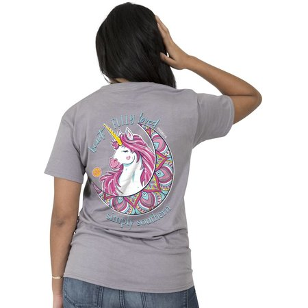 Preppy Unicorn Youth T-Shirt