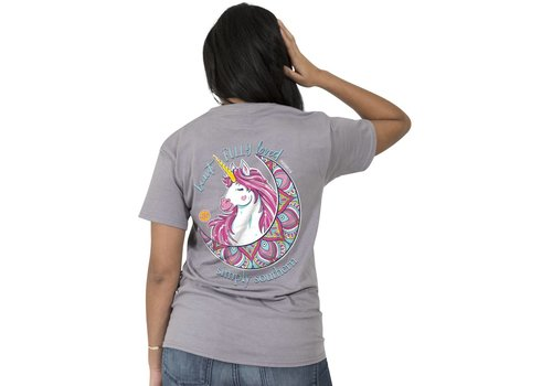 Simply Southern Simply Southern Preppy Unicorn Youth T-Shirt
