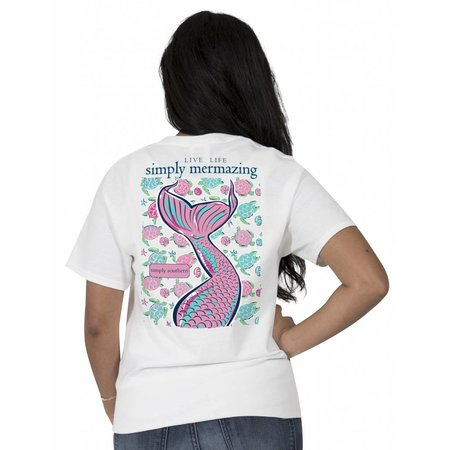 Live Life Mermazing Youth T-Shirt