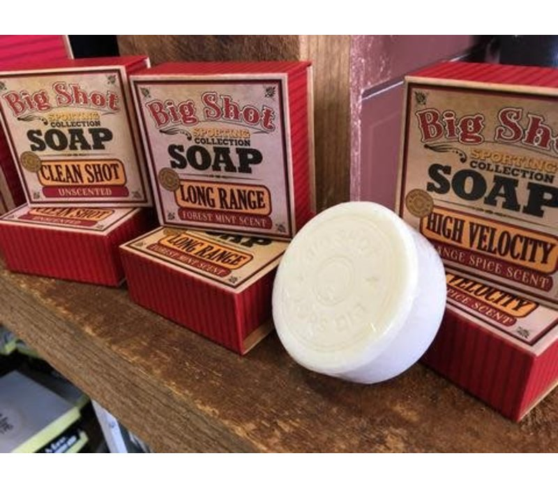Big Shot Soap