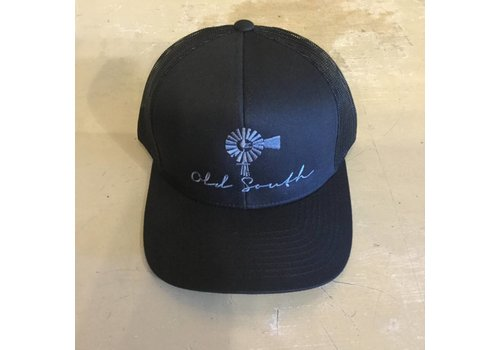 Old South Old South Classic Trucker Hat Black