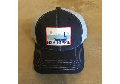 Fish Hippie Fish Hippie Flats Dream Hat Navy