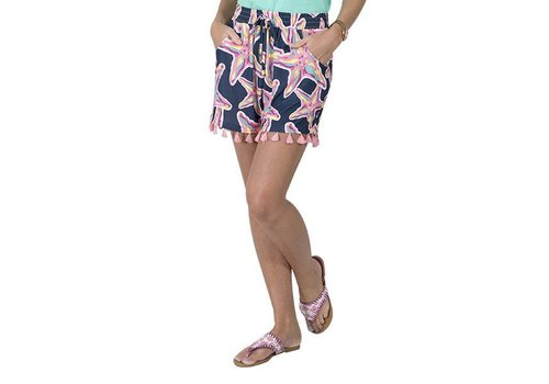 Simply Southern Simply Southern Savannah Fashion Shorts