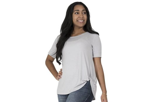 Simply Southern Simply Southern Slate Fashion Top