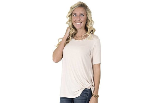 Simply Southern Simply Southern Sand Fashion Top