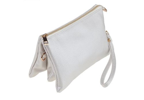 Clutch All Wristlet Pearl