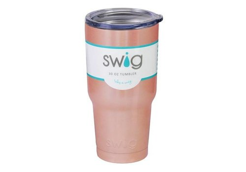 Swig Swig 30oz Tumbler Rose Gold