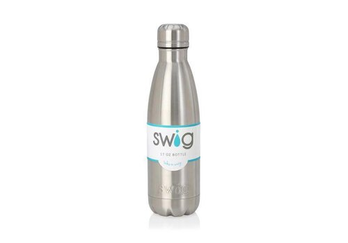 Swig Swig 17oz Bottle Stainless