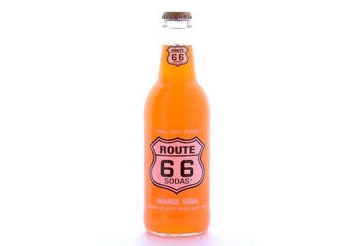 Route 66 Orange Soda