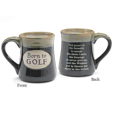Born To Golf Mug