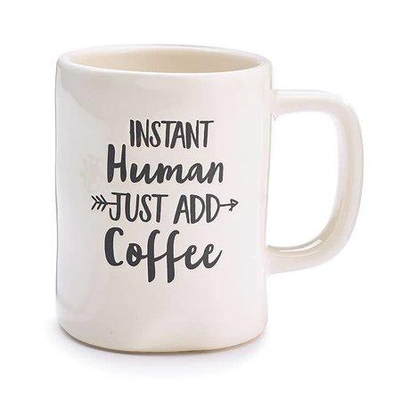 Mug Instant Human Just Add