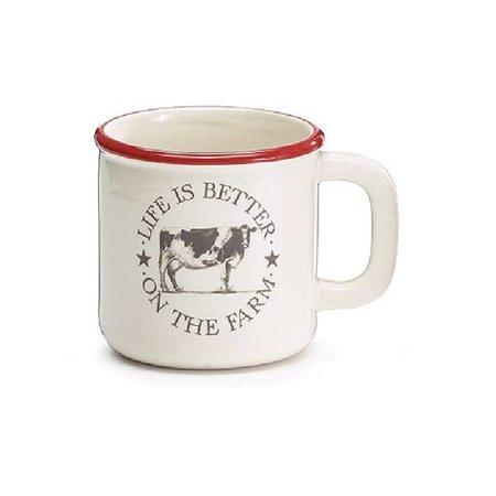 Mug Farm Fresh Cow