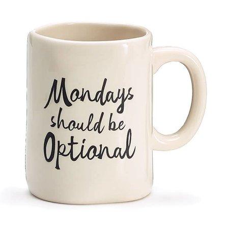 Mug Mondays Should Be Optional