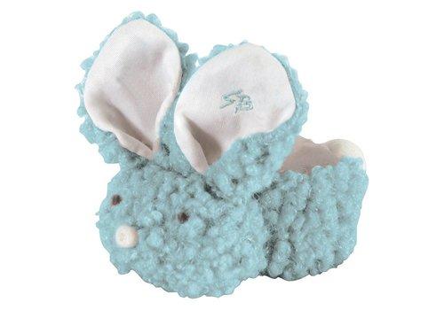 Stephan Baby Blue Woolly Boo-Bunnie®