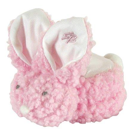 Pink Woolly Boo-Bunnie®
