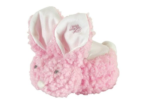 Stephan Baby Pink Woolly Boo-Bunnie®