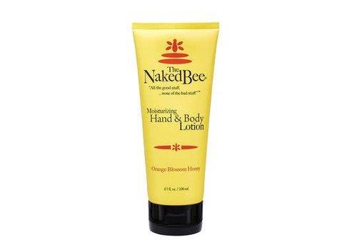 Naked Bee Orange Blossom Honey Large Hand & Body Lotion 6.7 oz