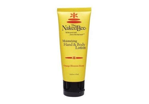 Naked Bee Orange Blossom Honey Hand & Body Lotion 2.25 oz