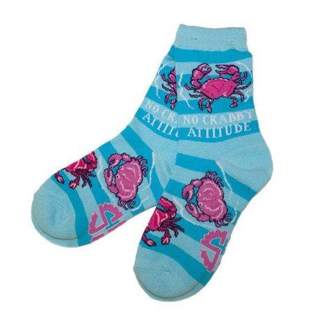 Simply Southern Crab Socks
