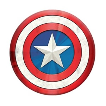 Captain America Shield Icon Pop Socket