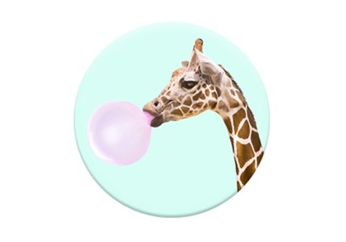 PopSockets Bubble Gum Giraffe Pop Socket