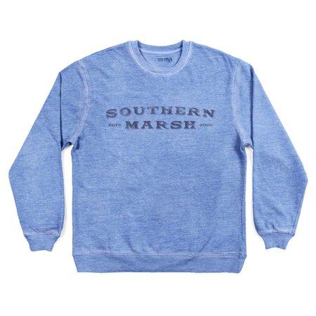 Women's Rally Sweatshirt Blue
