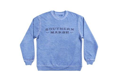 Southern Marsh Southern Marsh Rally Sweatshirt Blue