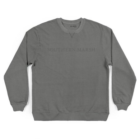 Southern Marsh Northshore Sweatshirt Grey